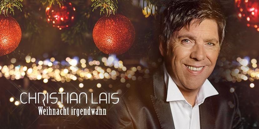 Christian Lais – Weihnacht irgendwann und Frieden