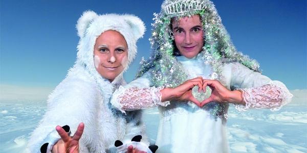 Eisi Eisbär und die verzauberte Eisprinzessin